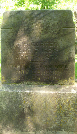 Thomas Harvey Carter