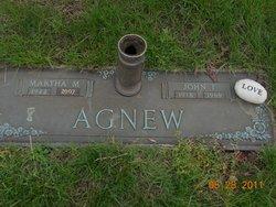 Dr John Thomas Johnny Agnew