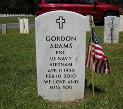 CPO Gordon Adams