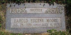 Harold Eugene Moore