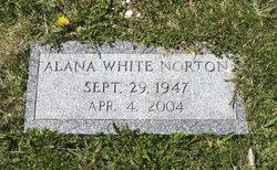 Alana <i>White</i> Norton