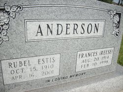 Rubel Estis Anderson