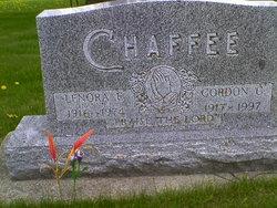 Gordon Charles Chaffee