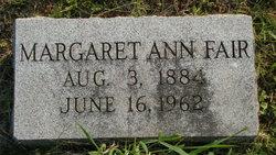 Mary Ann Fair
