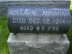 Adelaide Abraham