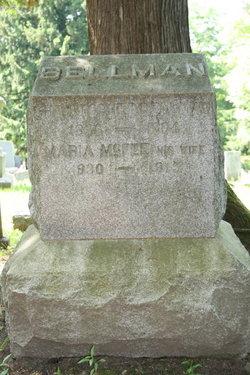 Hannah Maria Mary <i>McFee</i> Bellman