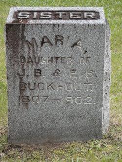 Maria Buckhout