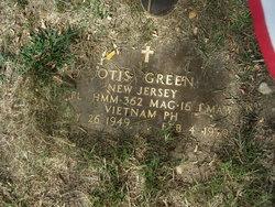 LCpl Otis C. Green