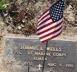PFC Jimmie Leroy Wells