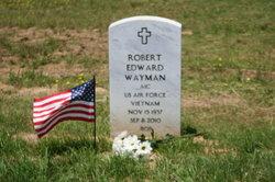 Robert Edward Bob Wayman