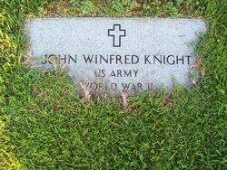John Winfred Knight