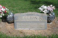 Blanche Emma <i>Fishburn</i> Ecton