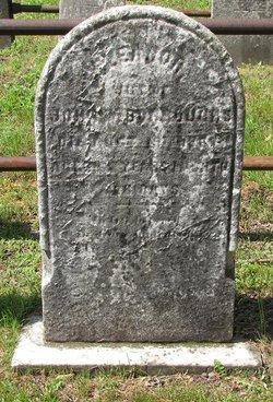 Eleanor Ellen <i>Hunt</i> Burroughs