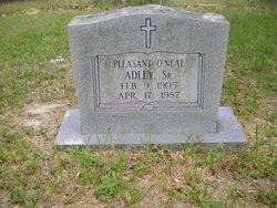 Pleasant O'Neal Adley, Sr