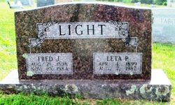 Fred Jackson Light