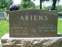 Andrew A. Andy Ariens