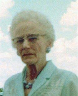 Clara Hart <i>Lusk</i> Gresham