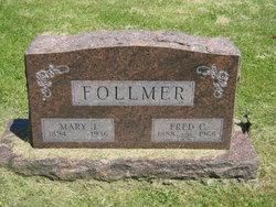 Fred C Follmer
