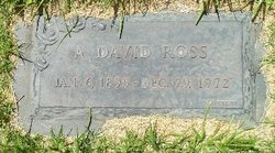 Arthur David Ross