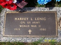 Harvey Leroy Lenig