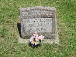 Viola V Casey
