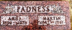 Martin H. Fadness
