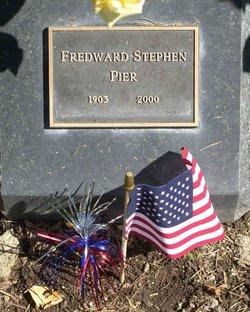 Fredward Stephen Fritz Pier