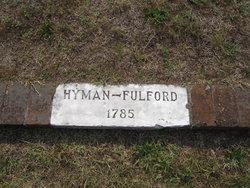 Joseph Fulford
