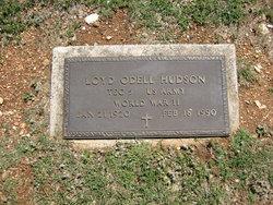 Loyd Odell Hudson
