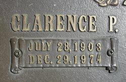 Clarence P Brawner
