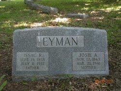 Issac Reginald Eyman