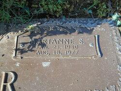 Marianne Ann <i>Spence</i> Dosier