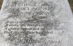 Bertha Louise Brooks