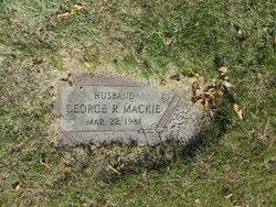 George R Mackie