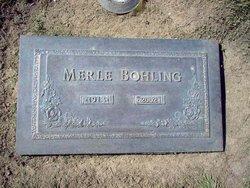 Merle H. Bohling