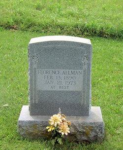 Florence Allman
