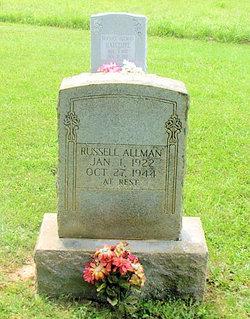 Russell S Allman