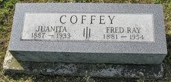 Anna Juanita <i>Deibert</i> Coffey