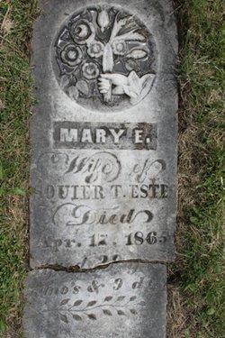 Mary Ellen <i>Carroll</i> Estes