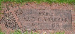 Mary Cecille <i>Reilly</i> Broderick