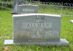 Annie P Allman