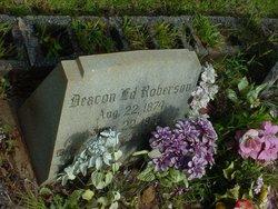 Deacon Ed Roberson