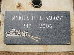 Myrtle I <i>Hill</i> Bagozzi