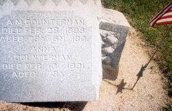 Ann Elizabeth <i>Bollenbaugh</i> Counterman