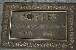 James William Boyles