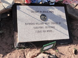 Raymond William Chavez, Sr
