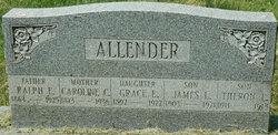 Ralph E Allender