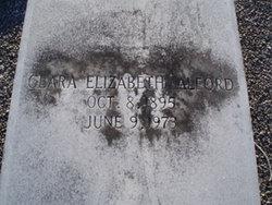 Clara Elizabeth Alford