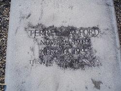 Terrell Alford