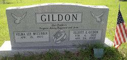 Elliott E Gildon